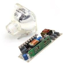 2R lampada Ad Alogenuri Metallici Lampada in movimento del fascio lampada con 132W di potenza di alimentazione della batteria zavorra