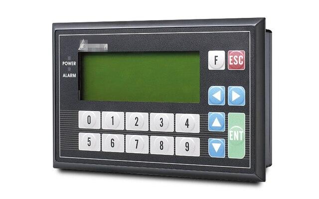 TP04P 32TP1R Metin Paneli HMI dahili PLC kutuda yeni
