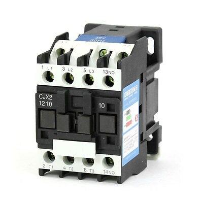 цена на CJX2-1210 AC Contactor 36V 50Hz Coil 12A 3-Phase 3-Pole 1NO