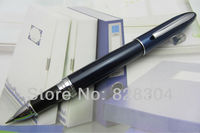 Duke shark high quality navy blue roller pen, free shipping heavy texture