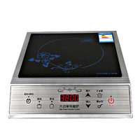 Electric Induction Cooker 3800W High Power Commercial Cooker Hob Burner Hot Pot Waterproof Kitchen Induction Cooker YC 38
