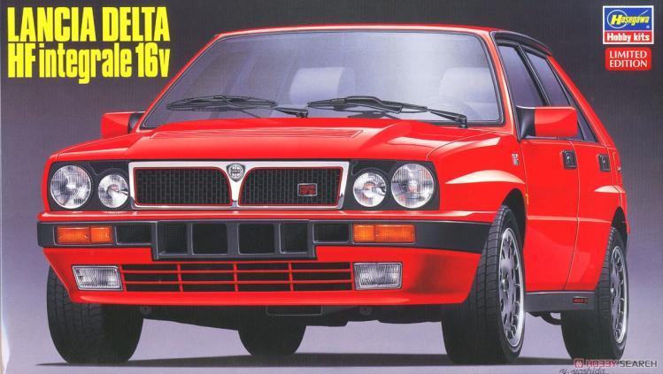 1/24 LANCIA DELTA HF Integrale 16v 20331