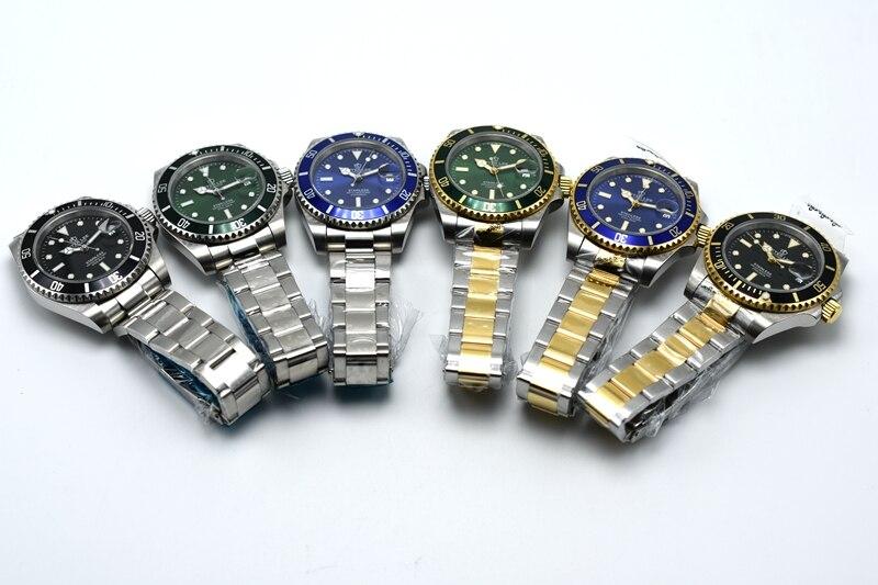 HTB1T3XobrSYBuNjSspfq6AZCpXaw Wrist Watch | PETER LEE Watch | Mens Full Steel Luminous Hands Watch 40mm Automatic Mechanical Watch Classic Mens Watch Top Brand Luxury Waterproof Clocks