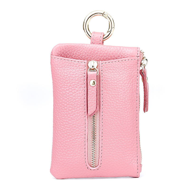 5PCS/Lot Wholesale Lovely Car Key Wallets Women Minimalist Key Holder Fashion Housekeeper Keychain