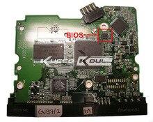 HDD PCB логика совета 2060-701336-003 REV для WD 3.5 SATA ремонта жесткий диск восстановления данных