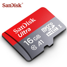 Original SanDisk Micro SD Card Class 10 Memory Card 16GB 32GB 64GB 128GB MicroSD Max 98M/s Uitra TF card C4 8G cartao de memoria