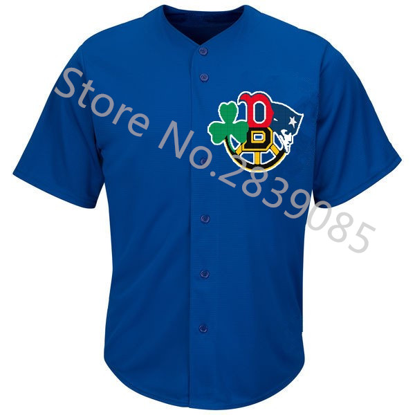 sale retailer beb91 81934 US $38.98 |New England Summer Boston Jersey Shirts, Stitched Custom Red  Sox/Celtics/Bruins And Patriots Team Player Any Name/Number Jerseys-in  Casual ...