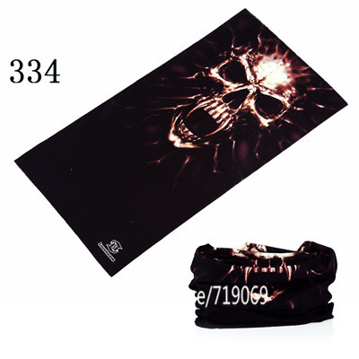321-340  Bicycle bandanas washouts seamless bandanas washouts ride mask bicycle magic scarf for men Bike Sport Headband