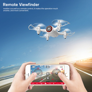 Image 2 - Original SYMA X22W RC Helicopter Quadcopter Drone With Camera FPV Wifi Real Time Transmission Headless Mode Hover Function Toys