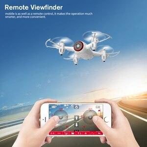 Image 2 - Original SYMA X22W RC Hubschrauber Quadcopter Drohne Mit Kamera FPV Wifi Echtzeit Übertragung Headless Modus Hover Funktion Spielzeug