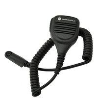 5PCS PMMN4013A Rainproof 2 Pin Shoulder Remote Speaker Mic rophone PTT For Motorola Radio GP338 GP328 PRO5150