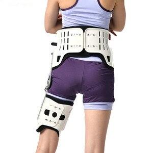 Image 5 - Orthèse de fixation par ablation des hanches pour luxation, lésions articulaires des hanches, remplacement des membres inférieurs, paralysie du membre