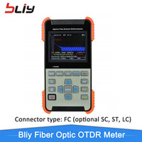 Bliy Fiber Optic Otdr Machine optical fiber ranger Optic Sm Mm Fiber Optical Tester Mini Precio Price Otdr ftth