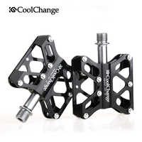 CoolChange mountain bike pedals lightweight skid Perlin modified road bike parts bicycle pedal Universal