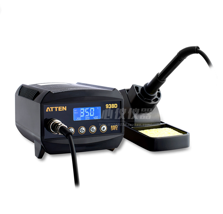 80W welding table AT938D/AT980D anti-static thermostatic temperature control advanced welding table 60W  цены