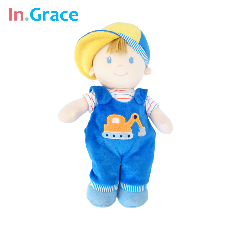 Fashion Toys For Boys : In grace fashion boys dolls plush and stuffed boy doll