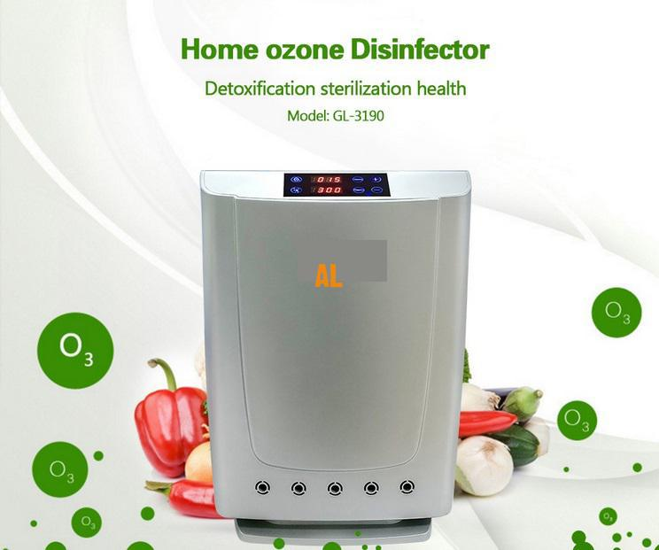 Plasma Air Purifier Gl-3190 For Home/office Air Purification With Big Power With Ionizer Anion And Ozone With Ce plasma and ozone air purifier for home office air purification and water sterilization gl 3190