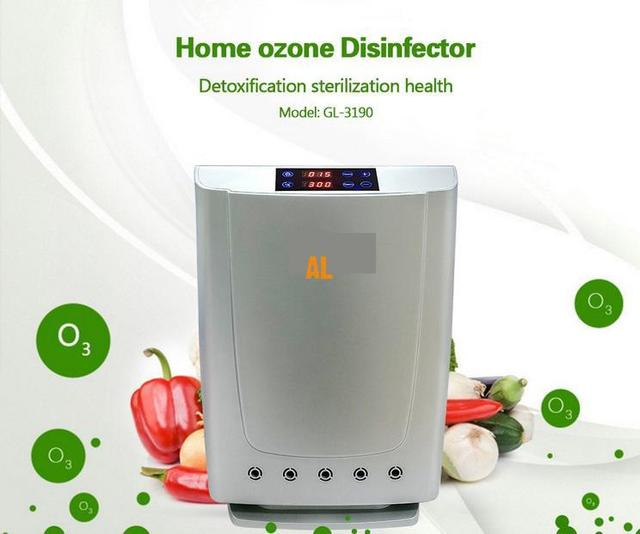 Plasma Air Purifier Gl 3190 For Home Office Purification With