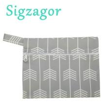 [Sigzagor] 5 U выбрать мини/маленькие Влажные Сумки Многоразовые для мамы тканевая менструальная прокладка чашки тампон, детский нагрудник, салфетки, Покупатель выбрать, 34 дизайна