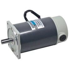 DC motor, 12v24v high speed motor,5D200GN-CC 200W high torque motor, 3000RPM electric motor,CW/CCW