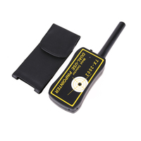 VKTECH Portabel Dual use Metal Pinpointer Detector Finder Waterproof Probe Shaft School Examination Supervision Tool