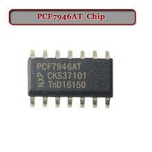 เดิม(1ชิ้น) Pcf7946ATชิปดาวเทียมสำหรับเรโนลต์ที่สำคัญ