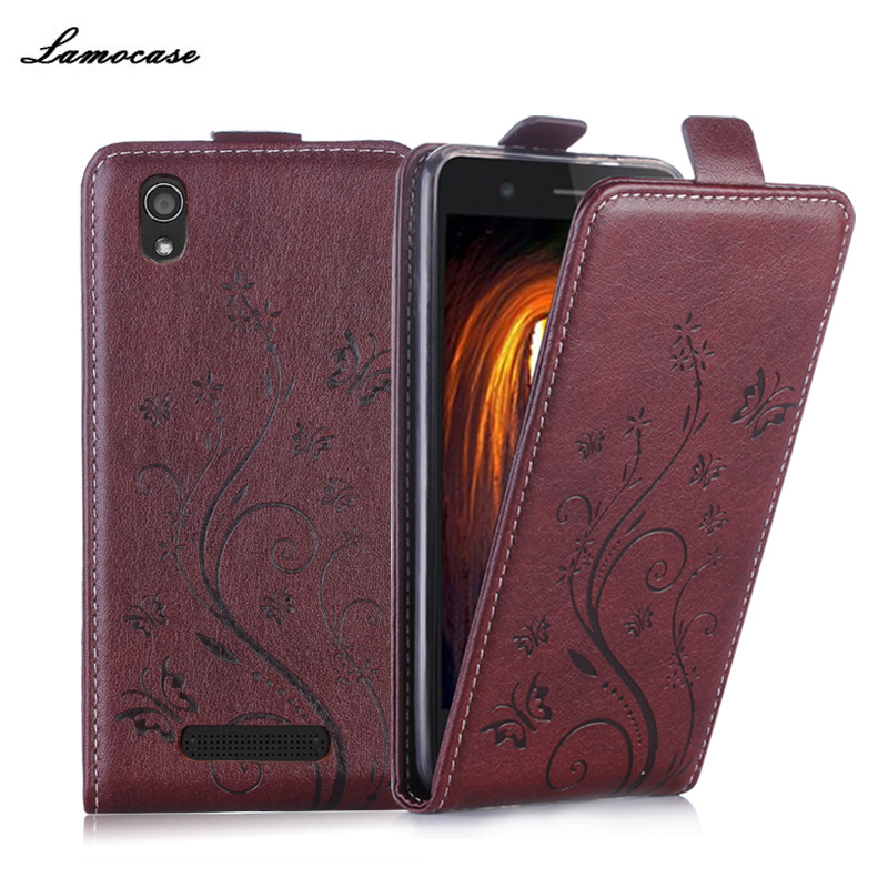 Leather Case For ZTE Blade X3 Blade D2 Blade T620 Vertical Magnetic Case For ZTE X3
