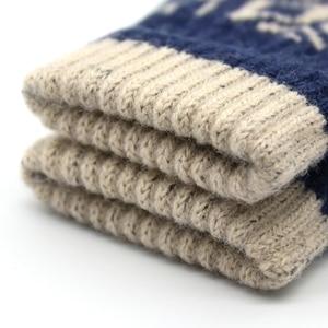 Image 4 - Original Xiaomi männer Wolle Touch Handschuhe Weiblichen Herbst und Winter Warme Handschuhe Touch Screen Telefon Tablet Offizielle Flagship Store