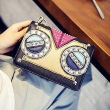 2016แฟชั่นผู้หญิงกระเป๋าหนังPUลิ้นจี่S Triaโซ่นุ่มปรบกระเป๋ากระเป๋าถือสุภาพสตรีกระเป๋าสะพายCrossbodyกระเป๋าMessengerของพรรค