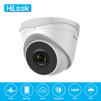 HiLook Security Dome CCTV Camera Onvif IPC T220H Hikvision 2MP Waterproof Turret PoE IP Camera H