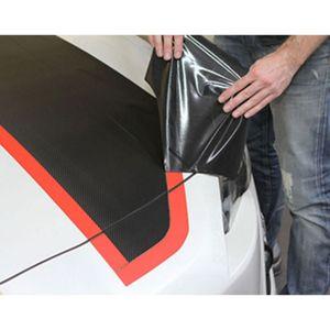 Image 5 - Film demballage en vinyle de voiture, 5M, ruban de coupe sans couteaux pour voiture, ligne Design, autocollants de voiture, outils de découpe, accessoires automobiles