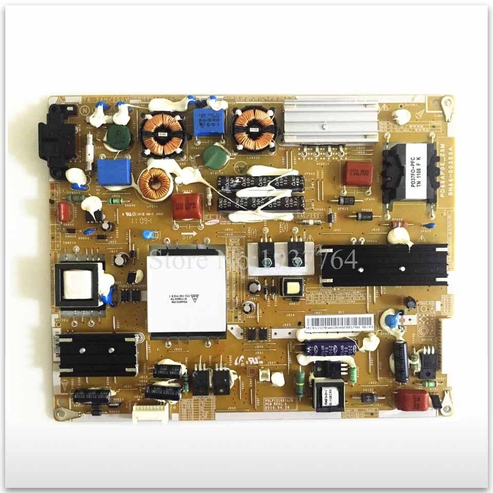 Original UA46C5000QR power supply board PD46AF0E_ZSM BN44-00353A used pd46af0e zsm bn44 00353a good working tested pd46af0e zsm bn44 00353a