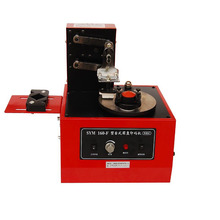 SYM-160F автоматический коврик принтер Электрический струйный принтер Pad печатная машина для бутылки Нижняя крышка Печать Дата производства