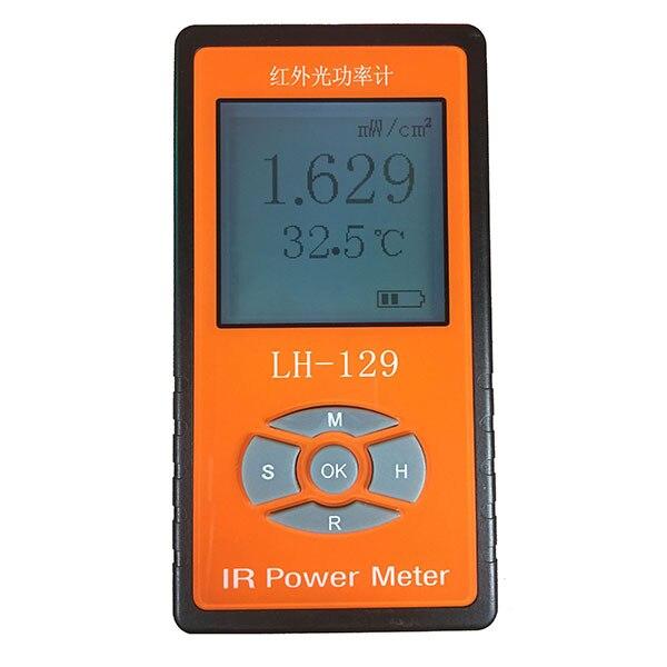 Infrared Power Meter ,car glass Solar Films Insulation performance test Radiation energy meter Measuring range:1-10000 W  цены