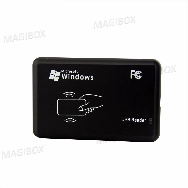Free shipping 125Khz EM4100 RFID Reader Writer (T5557/T5577/EM4305) free 10pcs writable cards free shipping 10pcs ads7843e