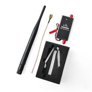 Image 3 - FPV 2.4G 2W 2000mW Mini Module amplificateur de Signal Radio pour DJI fantôme RC émetteur FPV étendre la gamme Drone accessoire