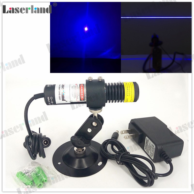450nm 80mw Blue Laser Diode Module for Cutting Engraving Machines