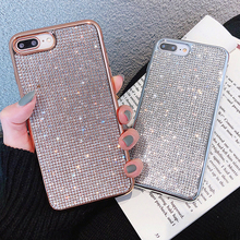 Bling Rhinestone Case For iphone 11 XS M