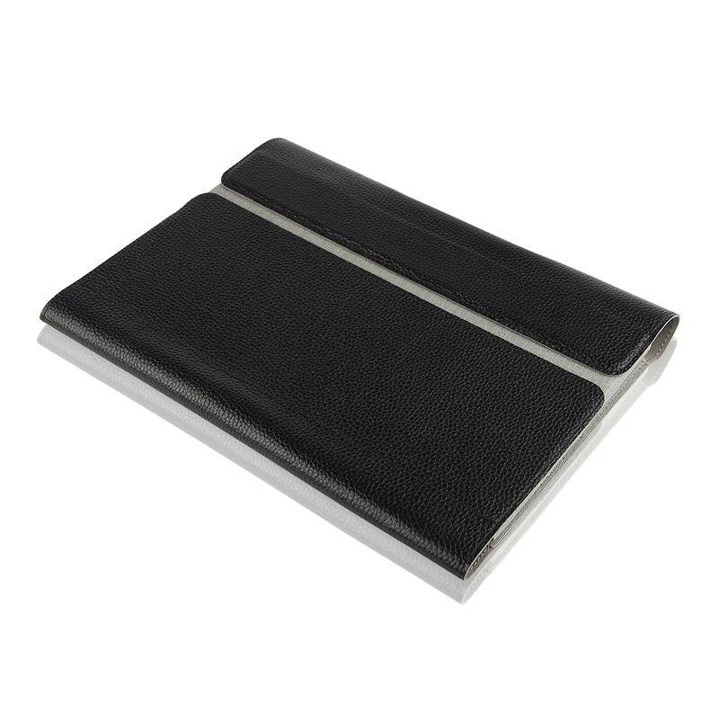 Case peau de Vache Pour Lenovo Yoga Tab 3 Pro 10 De Protection Smart Cover Véritable En Cuir Tablet YT3-X90F X90L X90M 10.1