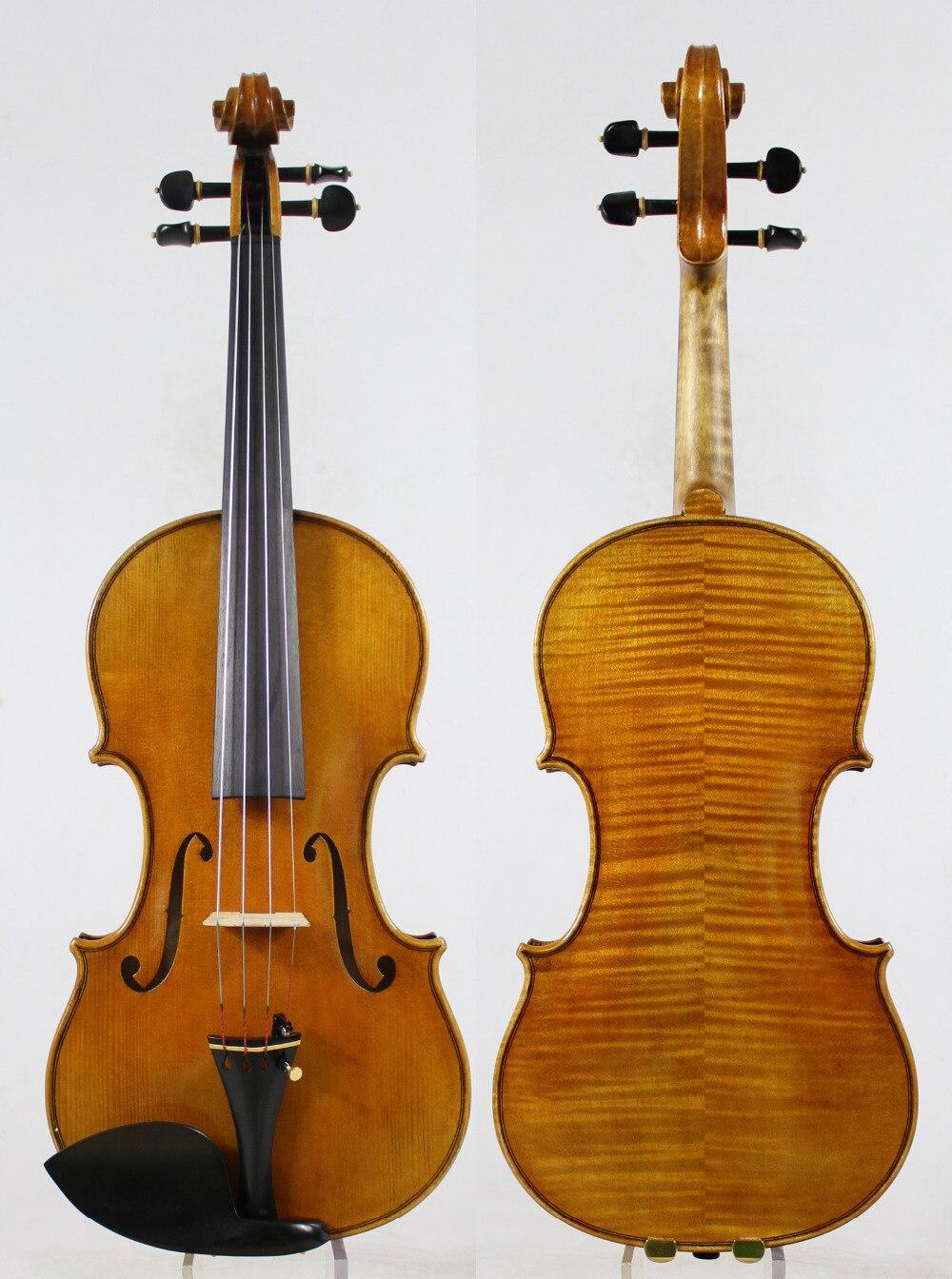 Copy Guarnieri 'del Gesu' ջութակի ջութակ # 182 - Երաժշտական գործիքներ - Լուսանկար 2