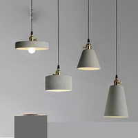 Concrete Silicone Molds Lampshade Home Office Decoration Cement Mold For Lampshade Silicone Mold