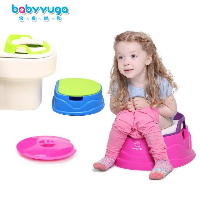 Potties Baby Potty Child Toilet Seat Kids Chair Training For Children Travel Plastic Stool Portable Urinal Boys