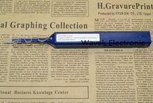 Nieuwe Optical Fiber LC/MU Connector Cleaner 1.25mm Glasvezel Pen Cleaner 800 Reinigt Fibra Optica Cleaning Tools