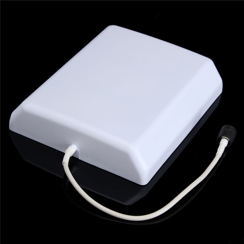 bilder für 800-2500MHz CDMA GSM 2.4G 3G Enhanced High Gain Panel Antenna Panel Mobile Cell Phone Signal Repeater Booster Indoor Antennas
