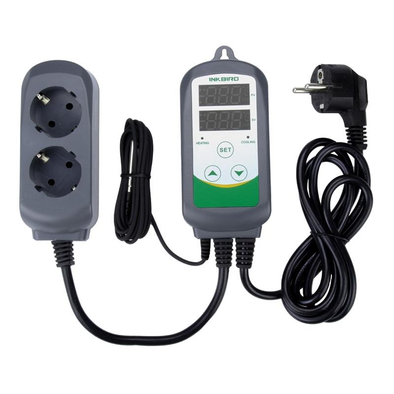 Eu Plug Inkbird Itc 308 Digital Temperature Controller