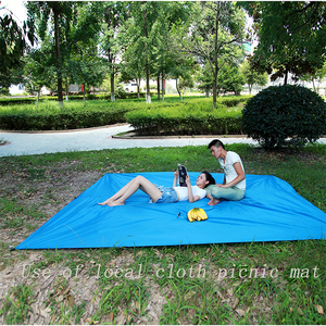 Image 4 - Ultralight Tarp Outdoor Camping Survival Sun Shelter Shade Awning Silver Coating Pergola Waterproof Beach Tent