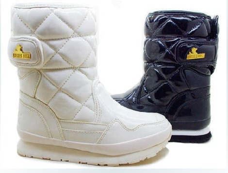 Aliexpress.com : Buy Fashion rubber duck boots waterproof snow ...