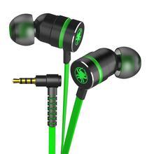 Hammerhead G20 Kopfhörer Mit mikrofon in ear Gaming kopfhörer draht freisprecheinrichtung fones Stereo Vergleich Razer Hammerhead V2 Pro