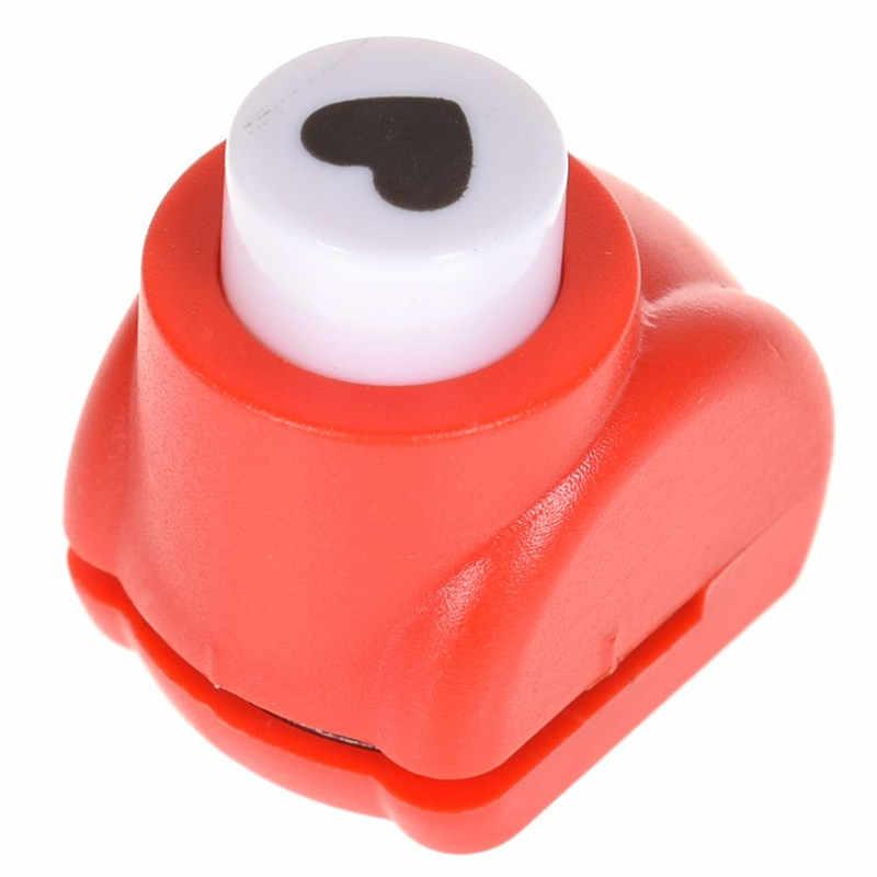 7 Gaya Lucu Hole Punch Mini Kertas Cetak Tangan Pembentuk Scrapbook Tags Kartu Kerajinan DIY Punch Cutter Pasokan Sekolah Gratis pengiriman