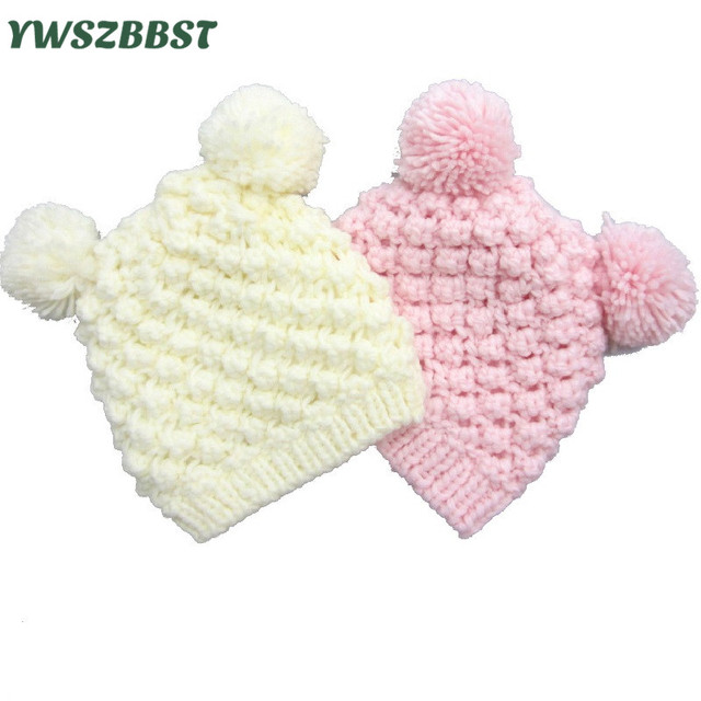 Aliexpress.com: Comprar Nuevo pompom bebé sombrero para Niñas piña ...